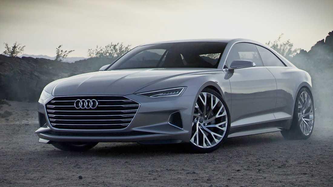 Audis kommande bilar tros hämta inspiration från konceptet Audi Prologue.