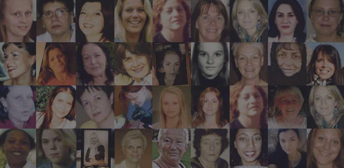 Sex av de minst åtta kvinnor som dödades under 2017 hade sökt hjälp innan de dödades.