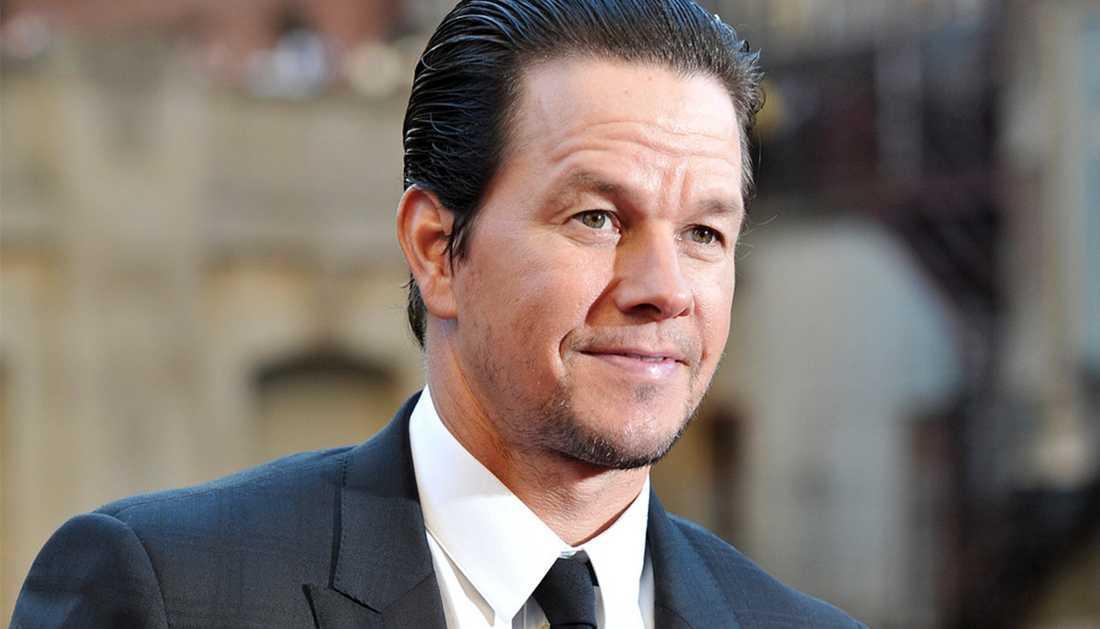Mark Wahlberg är den bäst betalda skådespelaren.