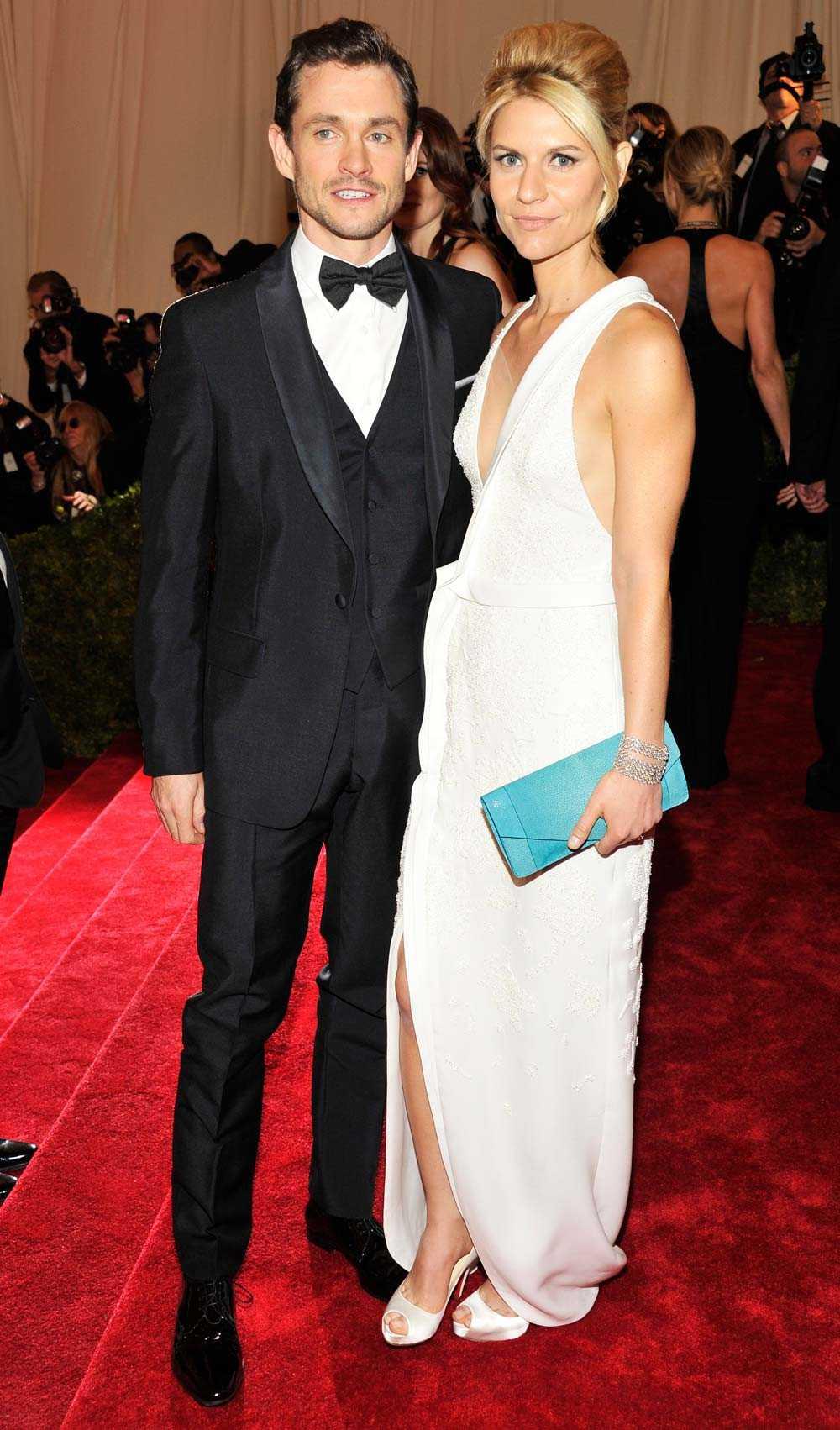 Claire Danes och Hugh Dancy väntar barn.