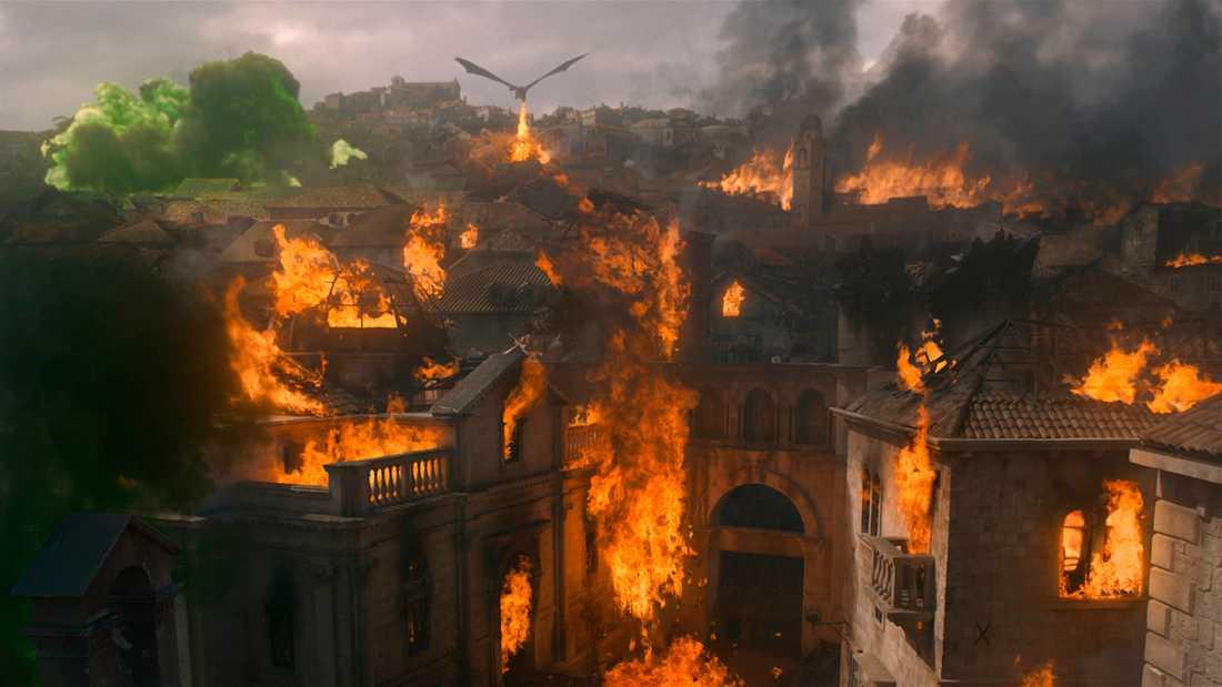 """HBO kommer att satsa på en avknoppningsserie till """"Game of thrones"""". Pressbild."""