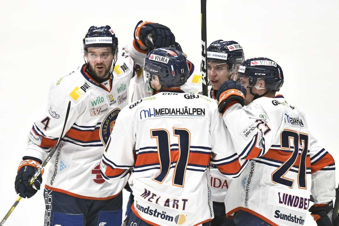 Växjö krossade Djurgården och vann med 5–0 i SHL. Arkivbild.