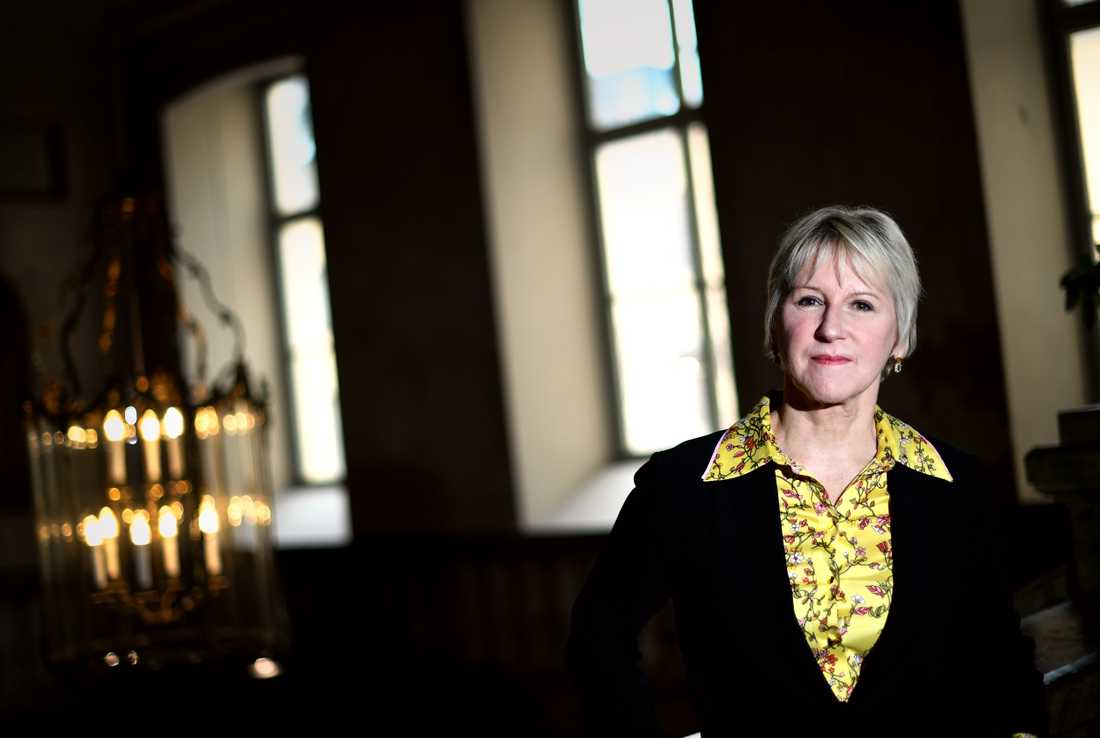 Margot Wallström slutar som utrikesminister