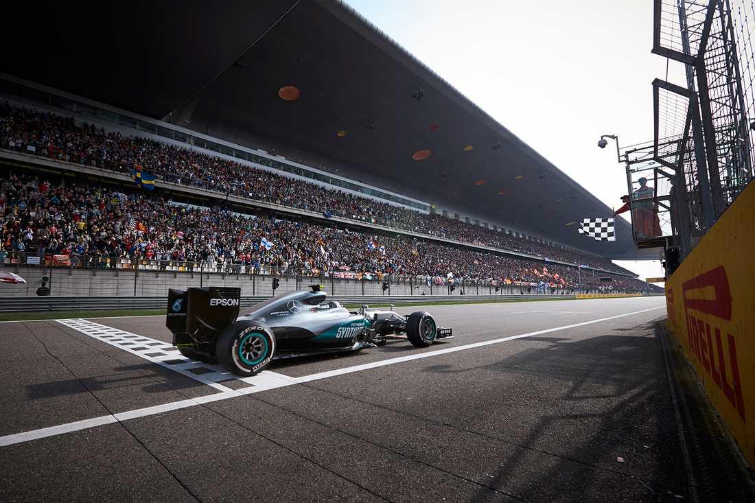 Mercedes har länge framgångsrikt tävlat i Formel 1. Man är regerande mästare och leder än så länge konstruktörsmästerskapen stort.