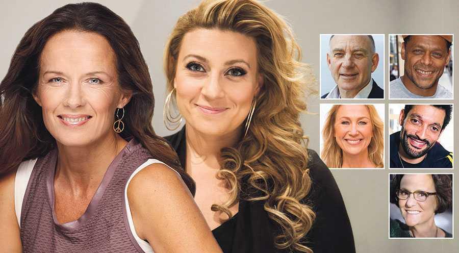 Malin Berghagen, Sarah Dawn Finer, David Finer, Karl Dyall, Rennie Mirro, Karin Björkegren Jones och Marianne Goldman är några av debattörerna som skriver om komplement till vanlig vård.