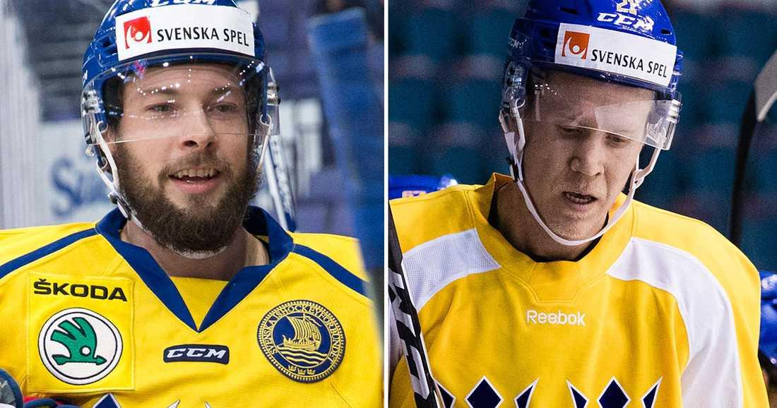 Robert Nilsson och Andreas Engqvist