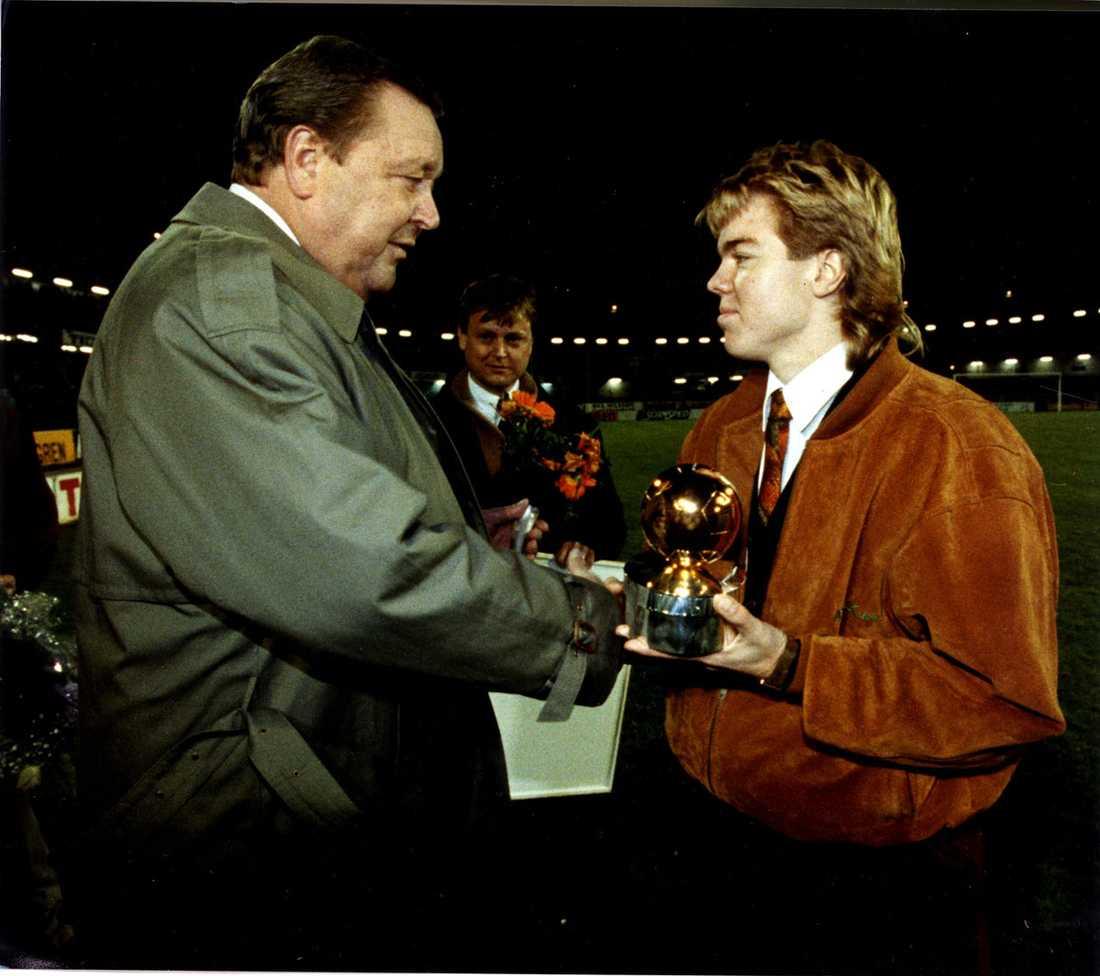 1990: Tomas Brolin, Parma