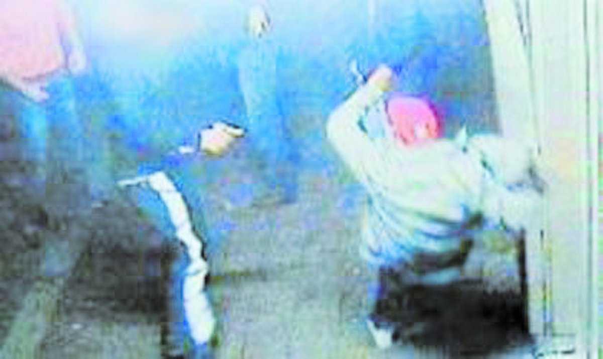 Skott vid svartklubb Tack vare övervakningsbilderna började den misstänkte gärningsmannen att prata med utredarna i Malmö. Han dömdes senare till sex års fängelse.