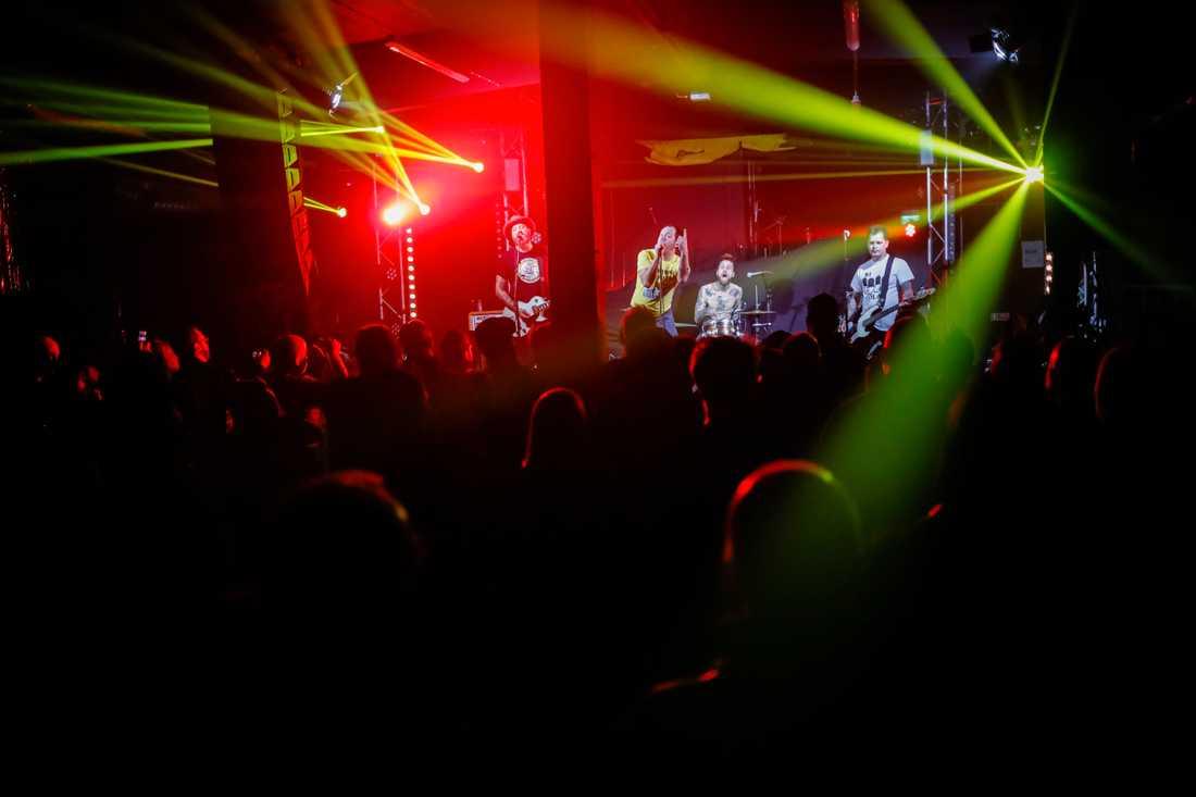 Plan B har som mål att bli störst i södra Sverige på livekonserter. Med tre olika scener kan man erbjuda en stor bredd i sitt utbud.
