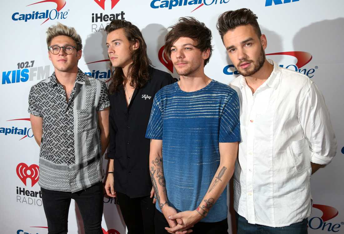 Liam Payne med One direction.