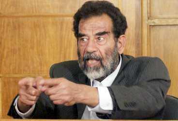 Saddam Hussein anser att hans chanser att få en rättvis rättegång är störst i Sverige. Rent juridiskt finns inga hinder för detta.