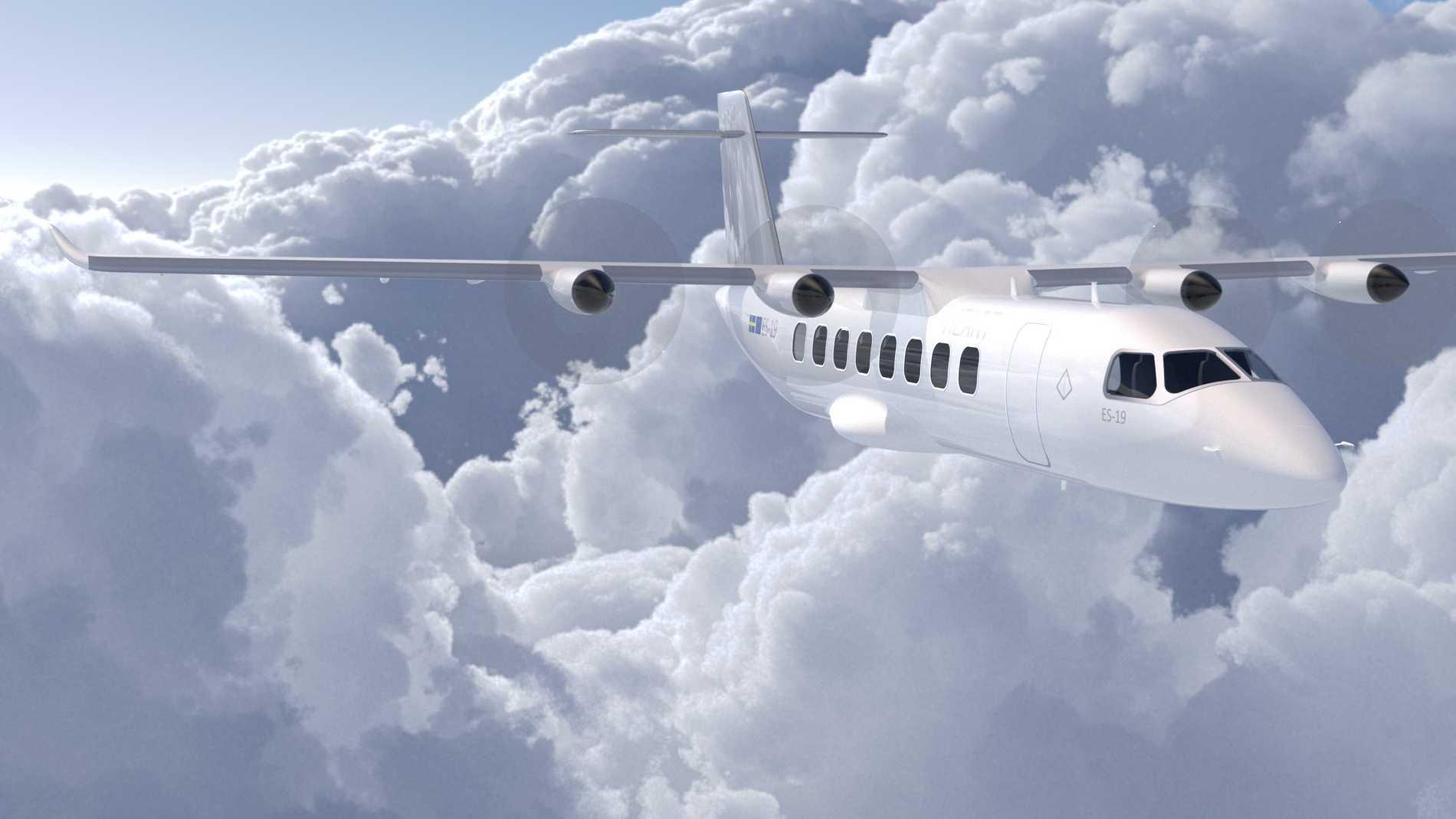 Elflygsföretaget Heart Aerospace bygger elflygplan.