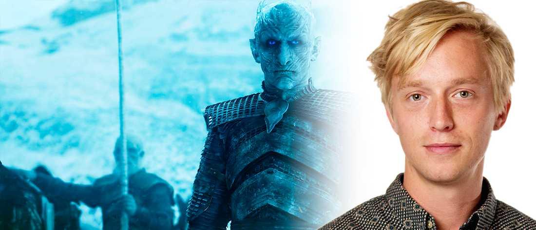 Den sista säsongen av Game of Thrones visas nu på HBO.