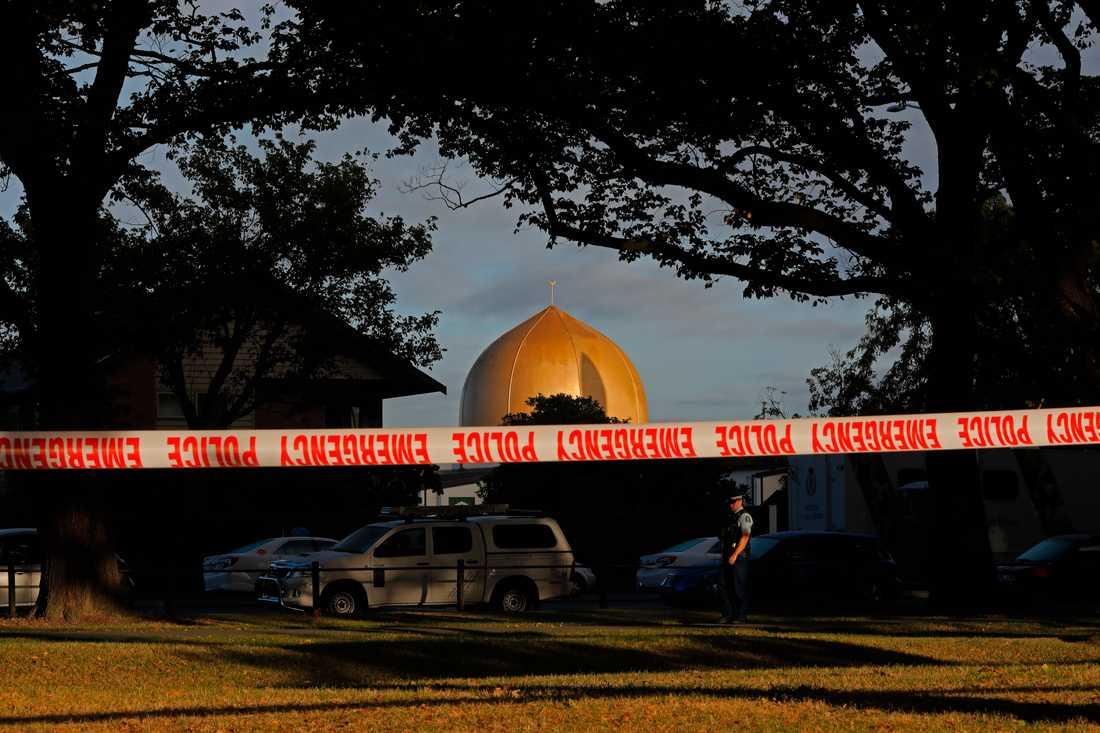 I mars attackerades två moskéer i Christchurch i Nya Zeeland och 51 människor miste livet.