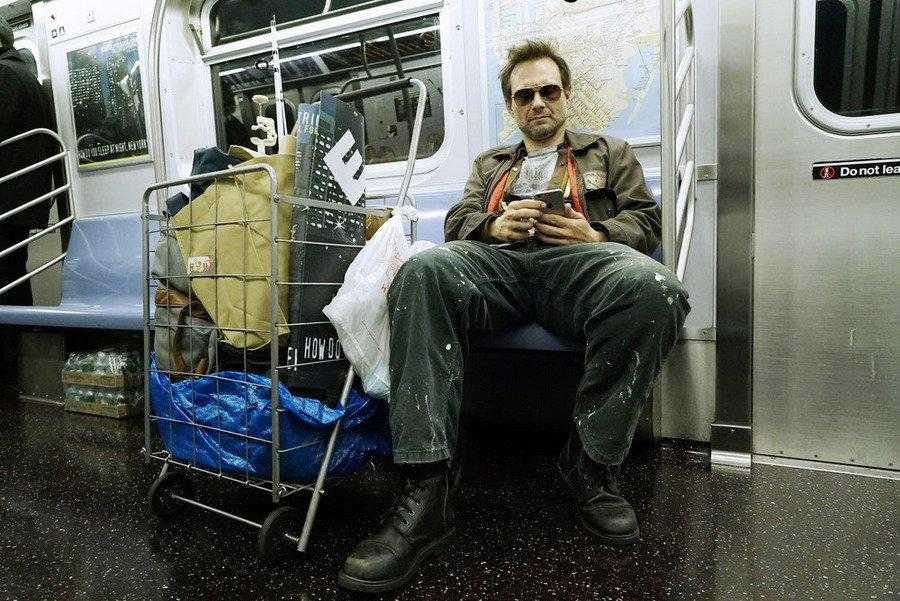 """Mr Robot"" med Christian Slater och svenske Martin Wallström."