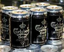 Ölen på bilden är inte den öl som omnämns i artikeln.