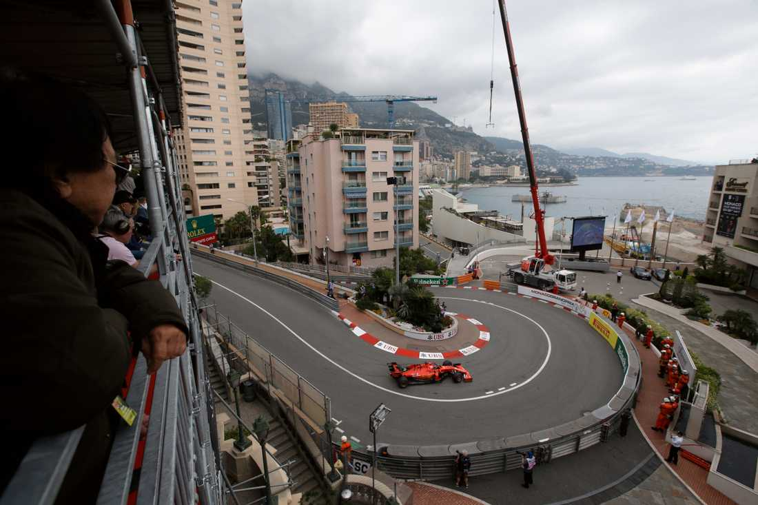 Klassikerloppet Monaco GP körs i helgen.