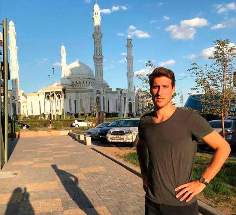 Centralasiens största moské