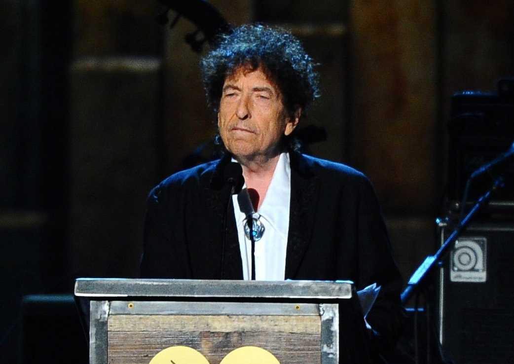 … och Bob Dylan (2016).