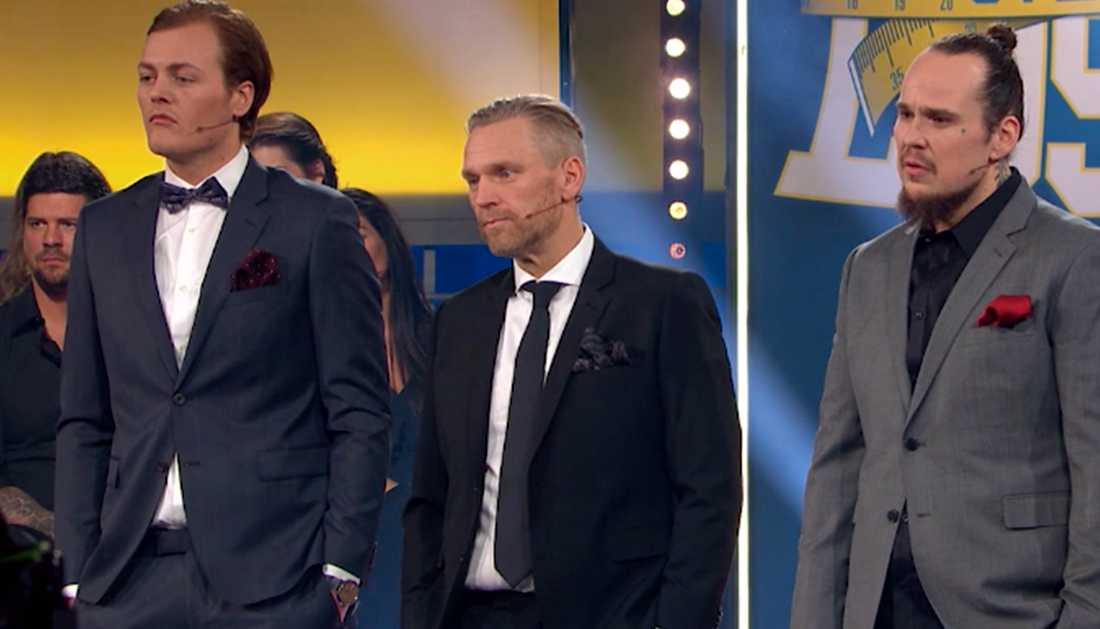 I finalen ställdes Michael mot Simon Axelsson och Sebastian Serio Viitanen.