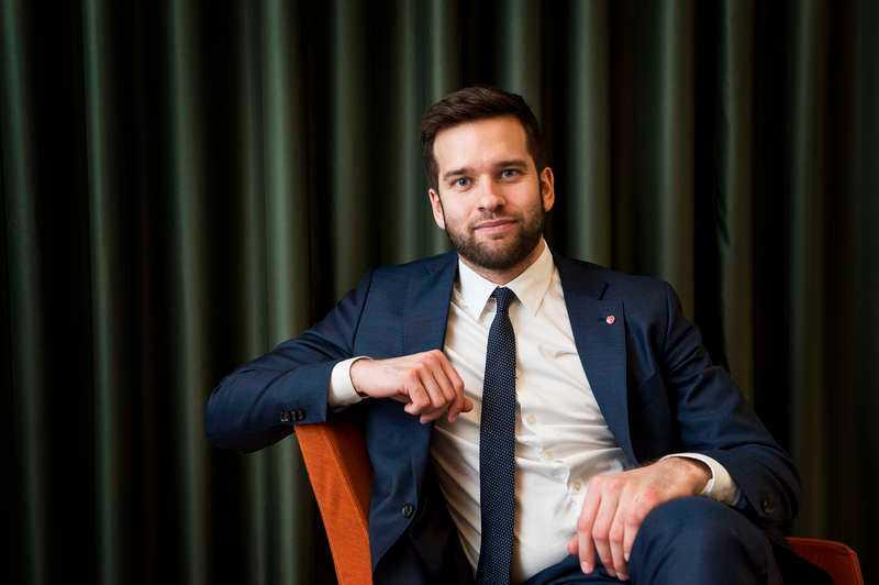 Gabriel Wikström.