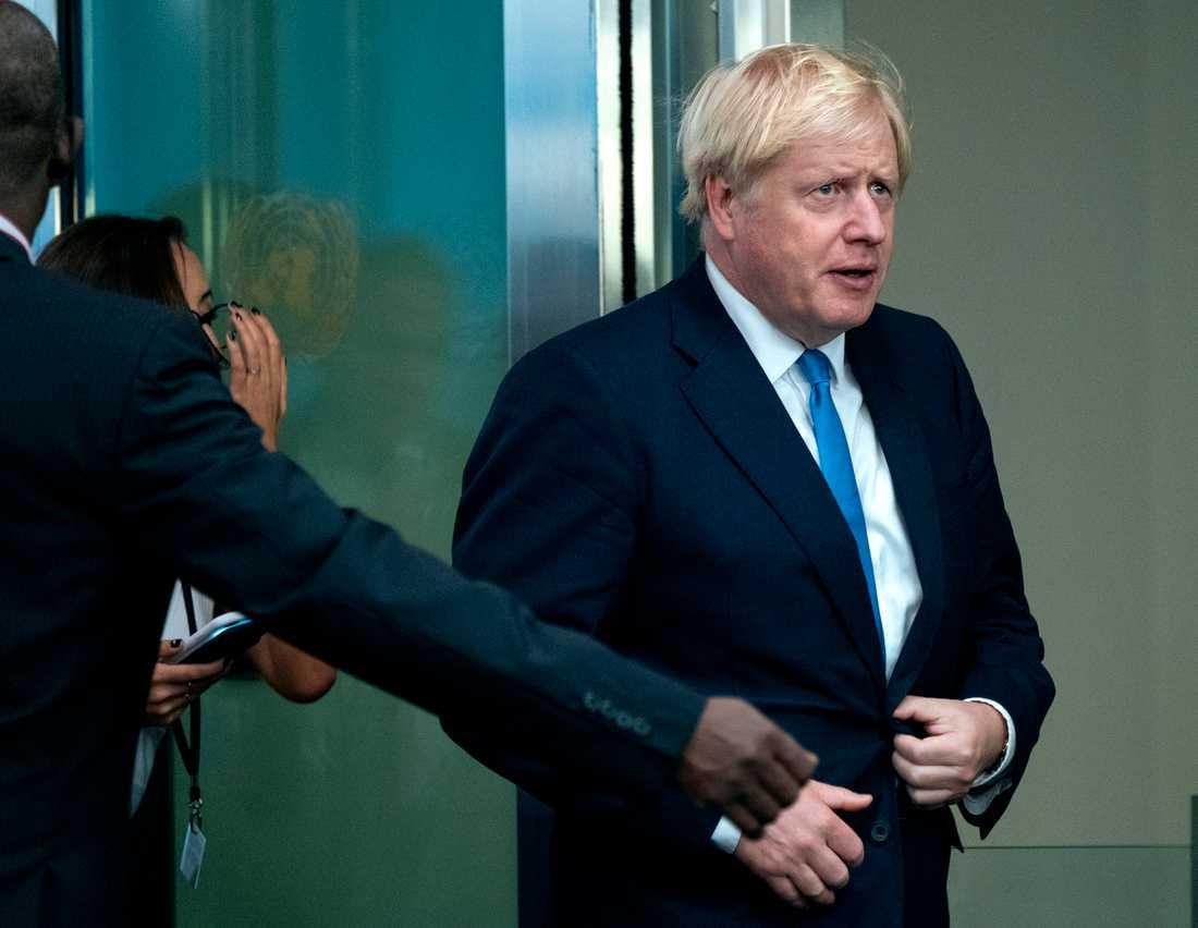HD:s beslut kan ses som en varning för Johnson, men det betyder inte nödvändigtvis att Johnson ser det så.