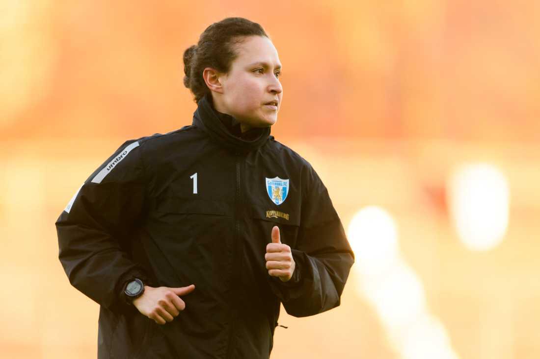 Catrine Johansson tvingas avsluta karriären.