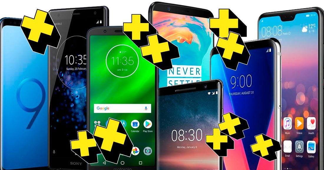 Androiderna anfaller – och närmar sig Iphones modeller. 304232b7eb724