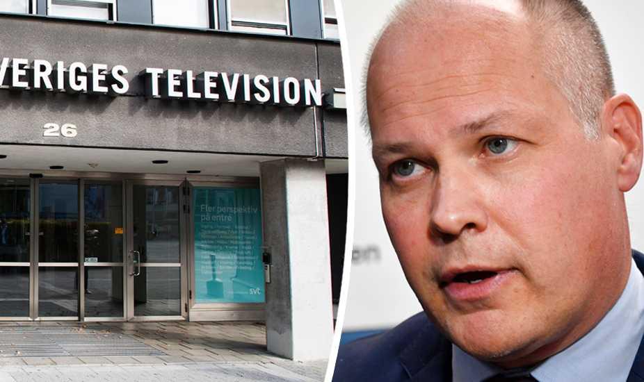 SVT efter kraftiga kritiken: Blev inte så bra för tittarna