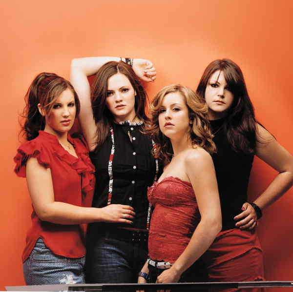 The Donnas.