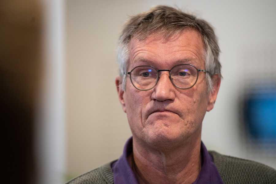 Schwedens staatlicher Epidemiologe Anders Tegnell bezweifelt den Schutz des Impfstoffs