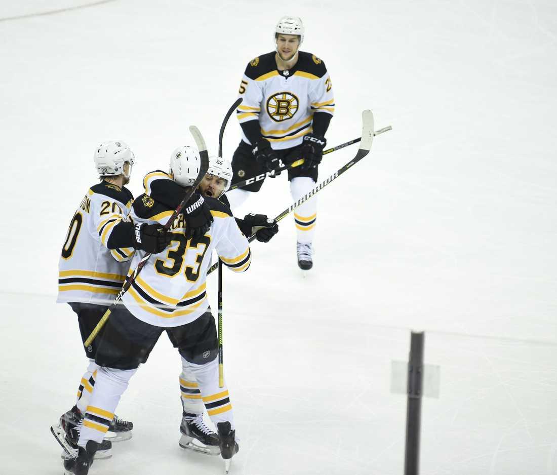 Boston är klart för konferensfinal efter 3–0-segern mot Columbus