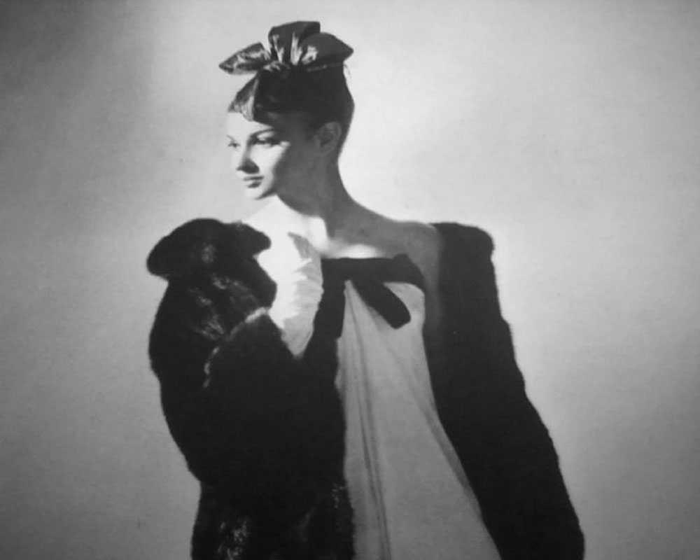 Jane Oleinikoff var Sveriges första internationellt kända fotomodell.