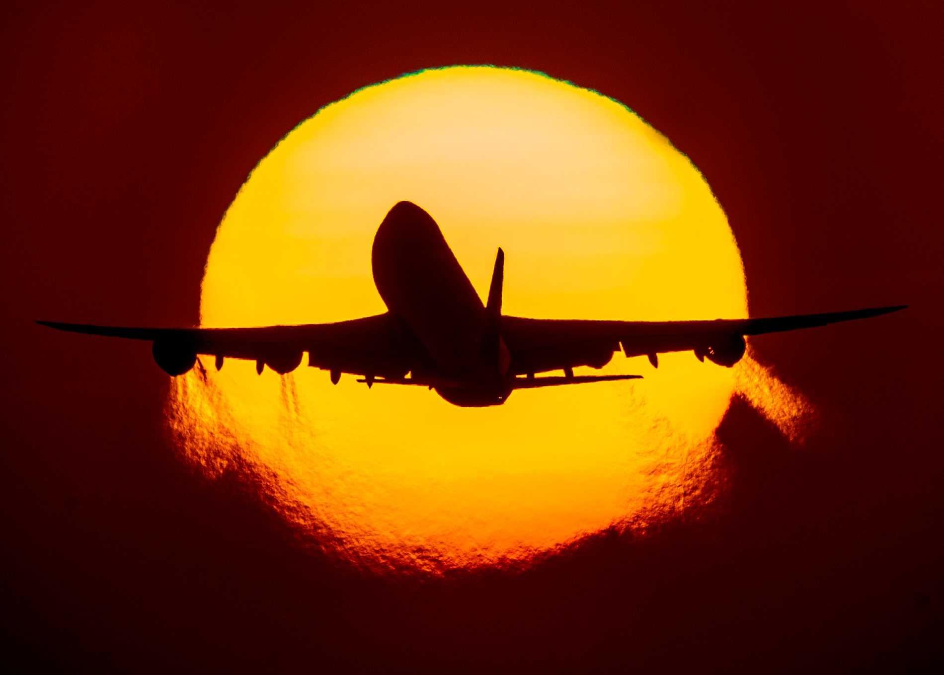 Flygtrafiken är på väg tillbaka från låga nivåer och bokningstrycket är högt för juli och augusti, enligt en sammanställning från Stockholms handelskammare som bygger på siffror från branschorganisationen IATA. Arkivbild.