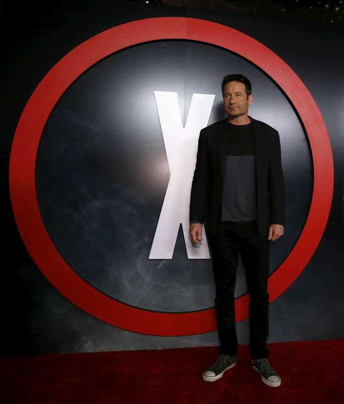 """""""VI VAR LITE ROSTIGA"""" Det var åtta år sedan David Duchovny iklädde sig Fox Mulders kostym i långfilmen """"Arkiv X: I want to believe"""". När tv-serien plockar upp tråden igen lever Mulder som en enstöring på landet. """"Jag hade en fruktansvärd monolog. Jag fick säga sånt som """"Elektrogravitisk framdrivning"""", säger David Duchovny om inspelningen."""