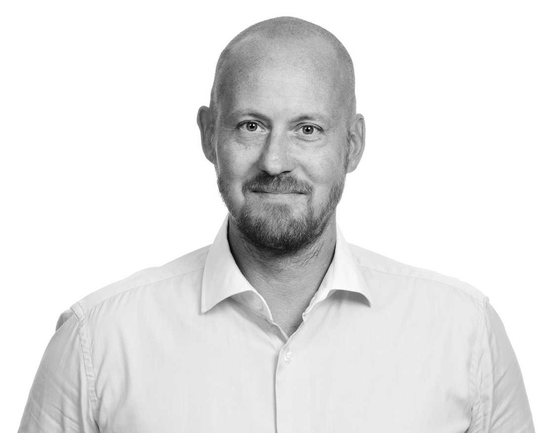 Christian Mörner, chef för broadcast på mediebyrån Carat.