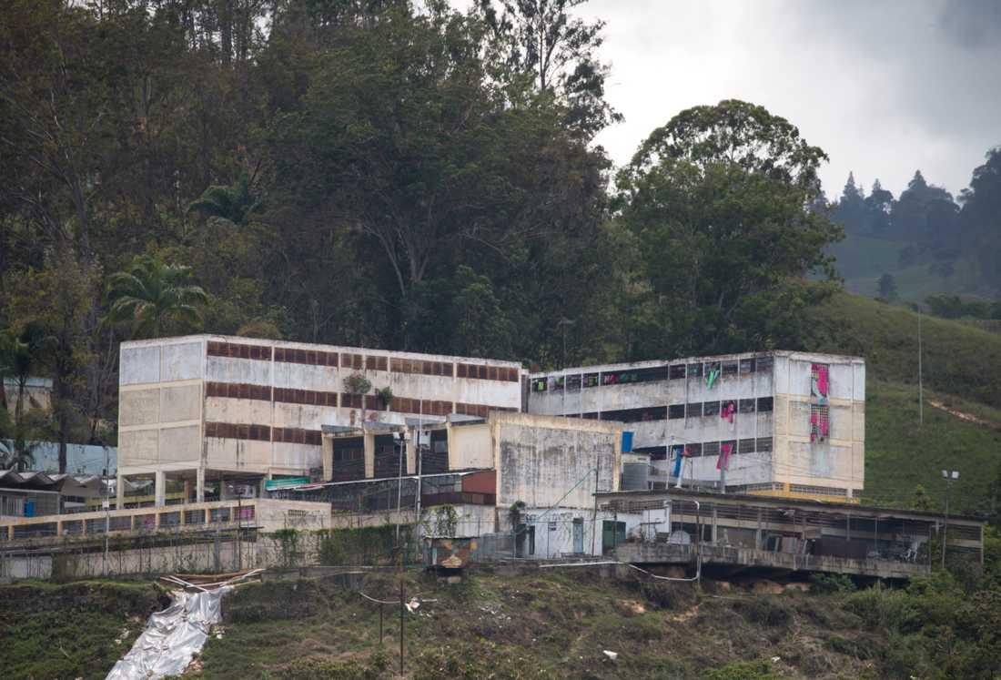 Myndigheter i Venezuela rapporterar sällan om efterverkningar efter upplopp i landets fängelser. Arkivbild.