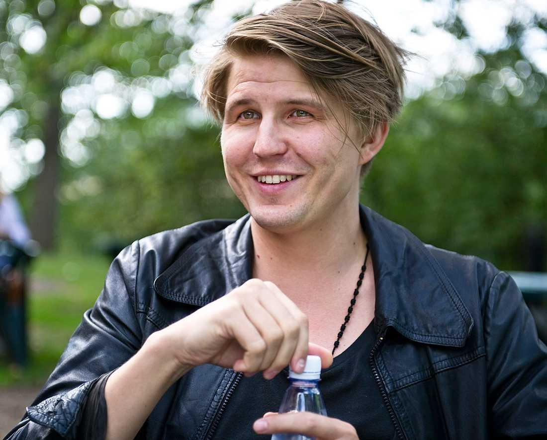 Markus Krunegård har blivit pappa.