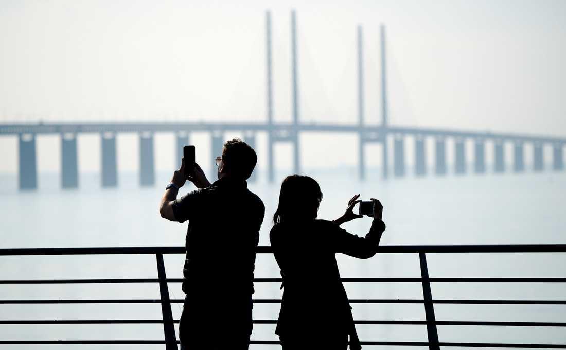 Totalt gjordes 5,8 miljoner sökningar om turist-Sverige under 2018. Det är 24 procent fler sökningar än året innan.