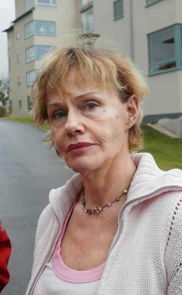 """Människor grät"", säger Britt-Louise Palmer."