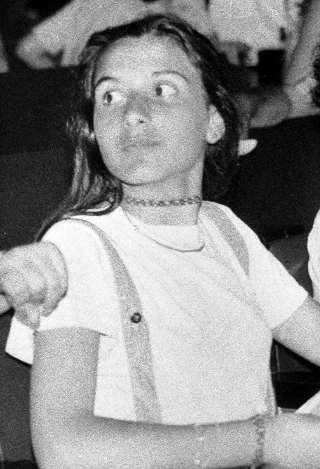 Emanuela Orlandi försvann i Vatikanen 1983