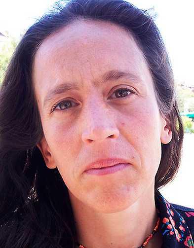 Paula Mulinari.
