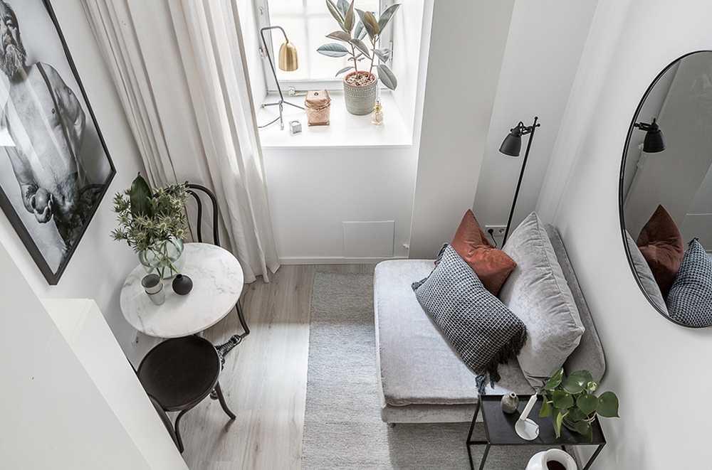 10 kvadratmeter i Vasastan, Stockholm