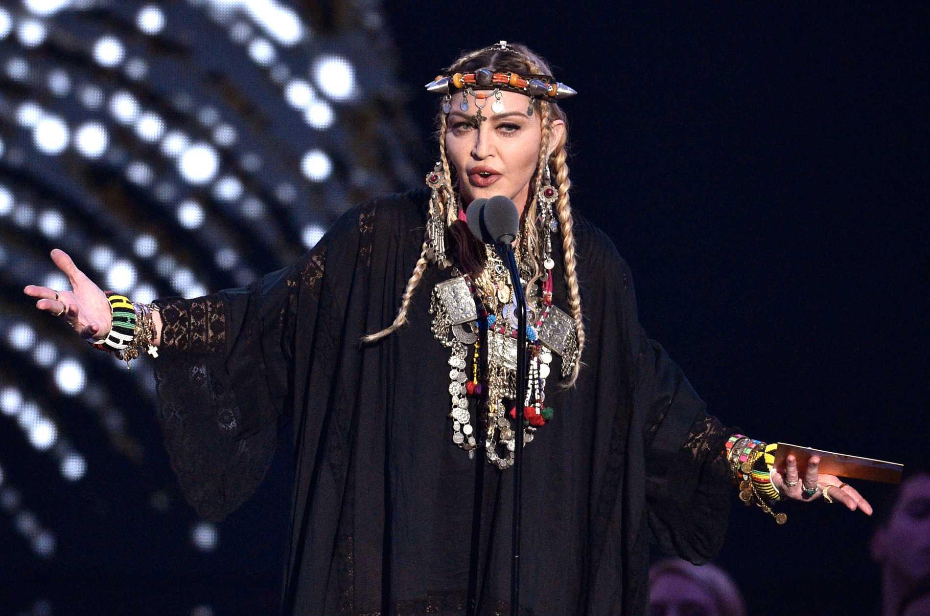 Madonna gör film om sig själv med regissören Diablo Cody