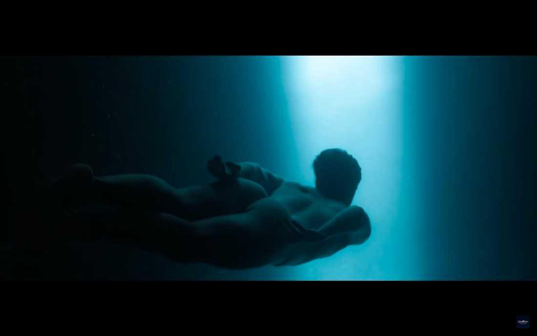 Duncans omstridda rumpa i musikvideon