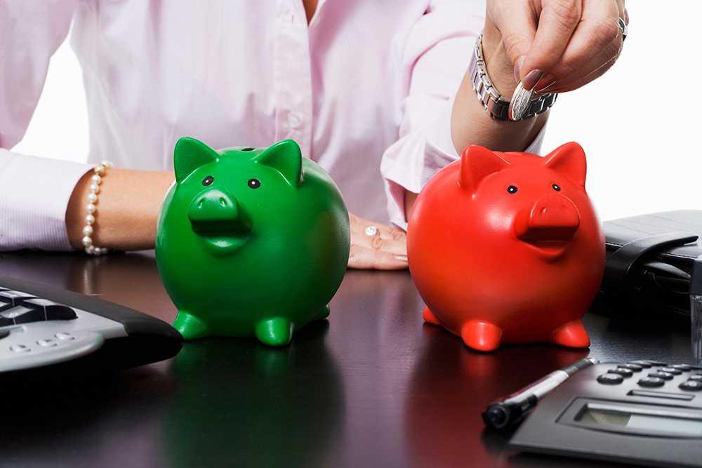 Sparkonto eller aktier? Så sparar du smartast.