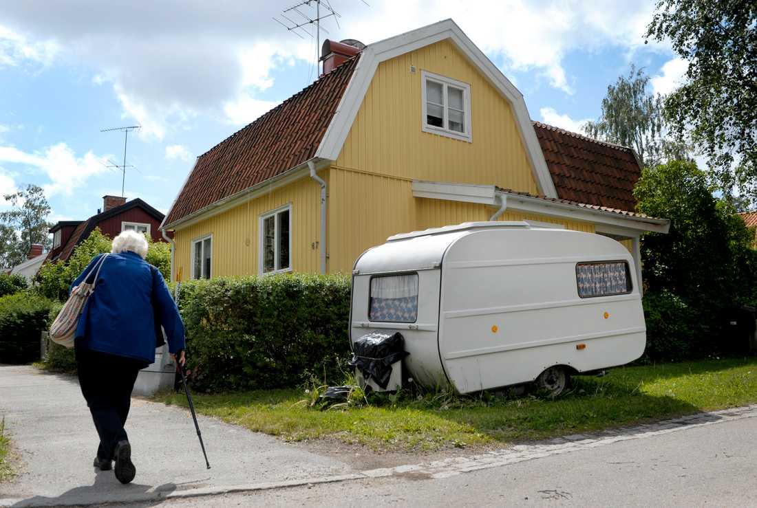 Nu får många pensionärer ändrade bostadstillägg. Arkivbild.