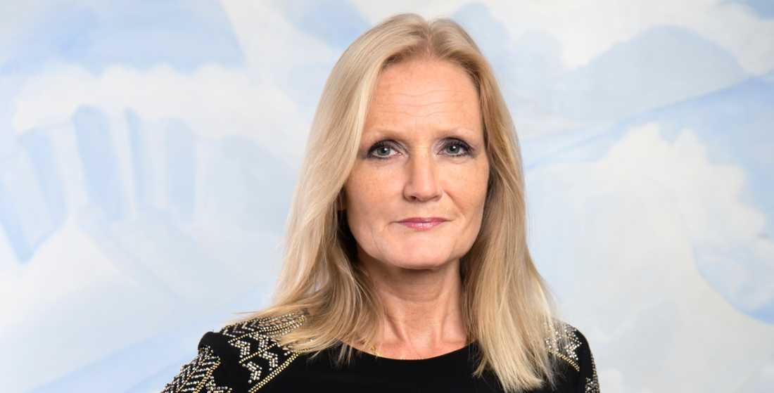 Vibeke Hammarström, förbundsdirektör för Kyrkans Akademikerförbund KyrkA.