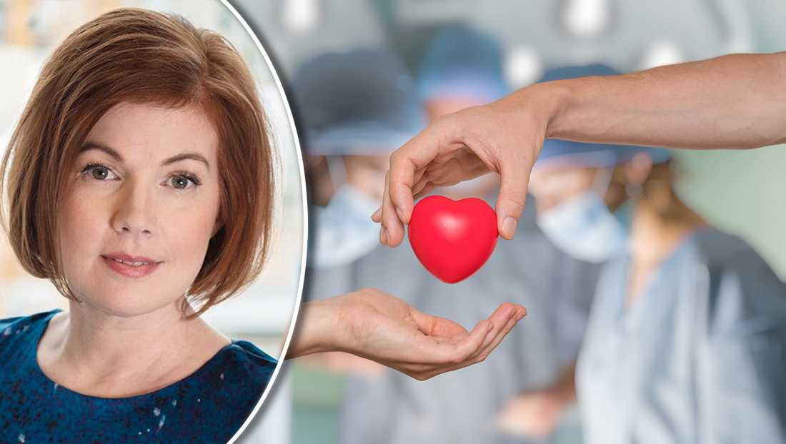 I stället för dagens system med att aktivt välja att donera sina organ, ska man i framtiden behöva välja att behålla sina organ, skriver debattören.
