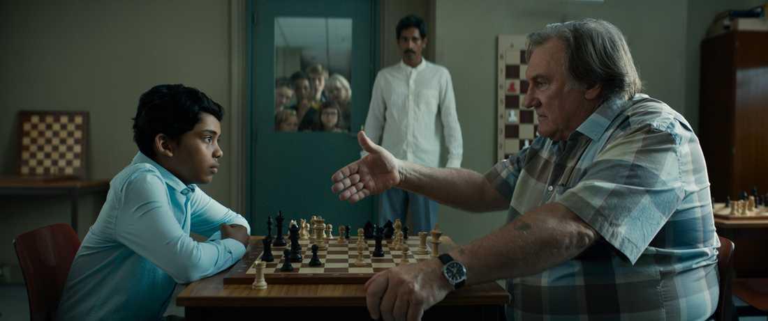 """Fahim – den lilla schackprinsen"""